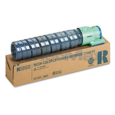 RICOH CL4000DN TYPE 145 TONER CTG CYAN 15K